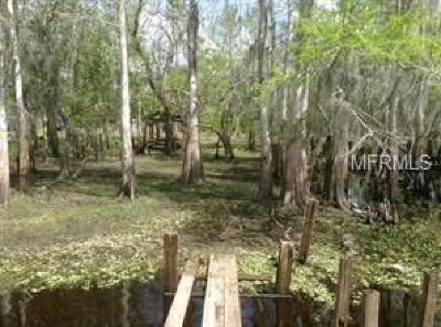 Seminole County, Volusia County Residential Lots & Land For Sale: 1289 Tall Pines Drive