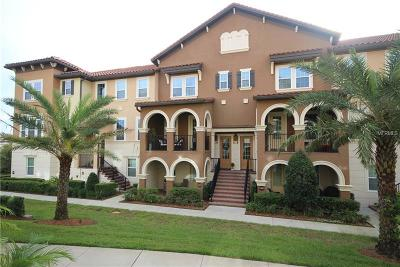 Lake Mary Townhouse For Sale: 1412 Lobelia Drive