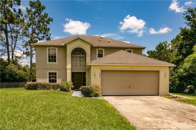 Deltona Single Family Home For Sale: 1809 Van Allen Circle
