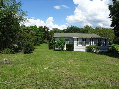 Tavares Single Family Home For Sale: 29828 State Road 19