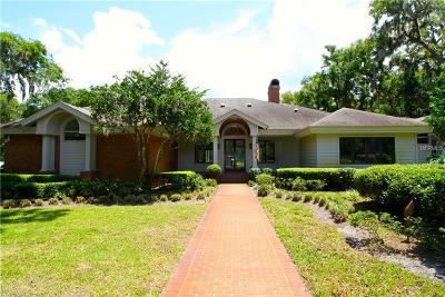 Lake County, Sumter County Single Family Home For Sale: 22036 Lake Seneca Road