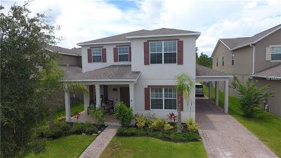 Winter Garden Single Family Home For Sale: 6134 Sunset Isle Drive