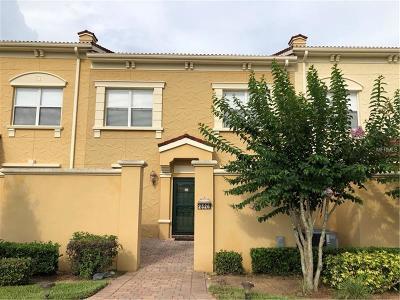 Davenport Townhouse For Sale: 2526 Bella Vista Drive