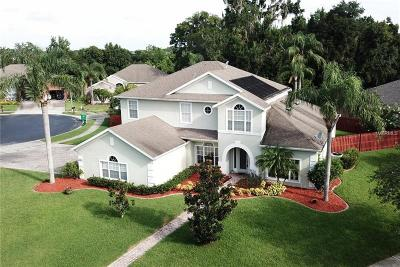 Winter Springs Single Family Home For Sale: 100 Trace Point