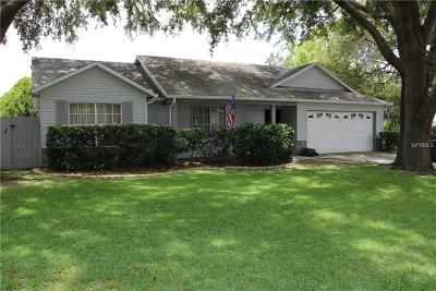Ocoee Single Family Home For Sale: 6729 Sawmill Boulevard
