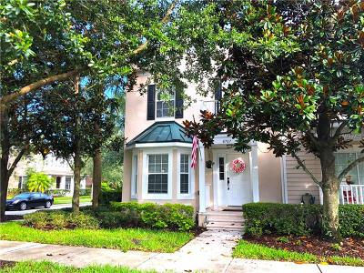 Orlando Townhouse For Sale: 8707 Silk Bay Place