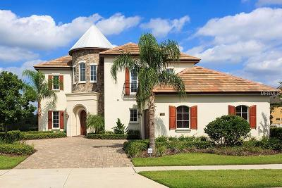 Orlando, Windermere, Winter Garden, Haines City, Reunion, Champions Gate, Championsgate, Clermont, Davenport, Kissimmee Single Family Home For Sale: 7805 Palmilla Court
