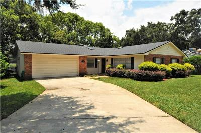 Orlando Single Family Home For Sale: 3708 Oakview Drive