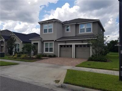 Orlando Single Family Home For Sale: 5289 Dove Tree Street