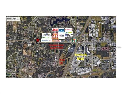 Sanford Residential Lots & Land For Sale: W 46 State Rd
