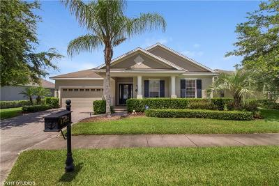 Winter Garden Single Family Home For Sale: 1922 Jean Marie Drive