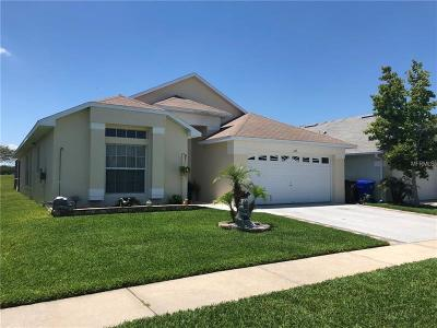 Kissimmee Single Family Home For Sale: 693 Eagle Pointe S