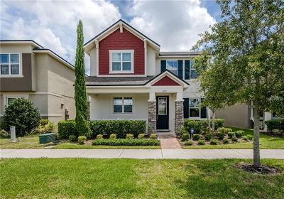 Orlando Single Family Home For Sale: 5271 Creekside Park Avenue
