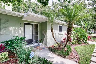 Orlando Single Family Home For Sale: 4390 Coronado Road