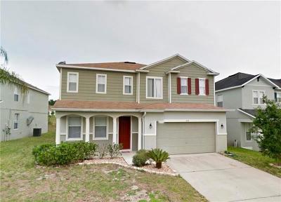 Davenport Single Family Home For Sale: 206 Canna Drive