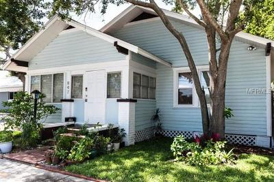 St Petersburg Single Family Home For Sale: 847 11th Ave