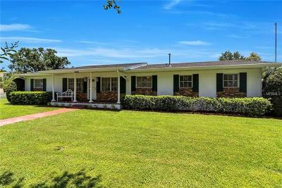 Ocoee Single Family Home For Sale: 448 S Bluford Avenue
