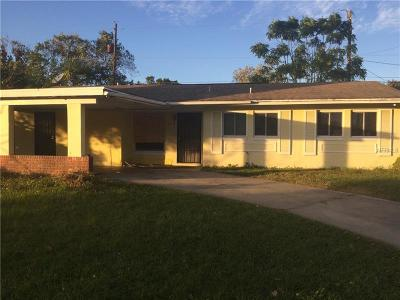 Orlando FL Single Family Home For Sale: $115,000