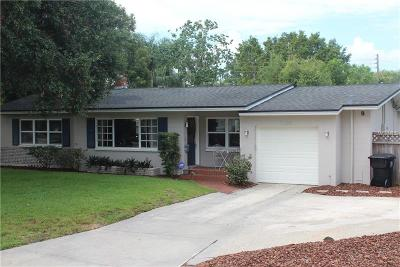Orlando Single Family Home For Sale: 3400 Chelsea Street