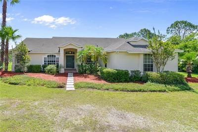 Oviedo Single Family Home For Sale: 2351 Elm Street