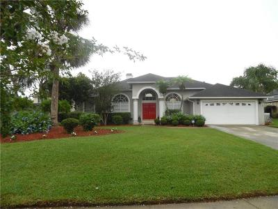 Oviedo Single Family Home For Sale: 3556 Queensbay Court