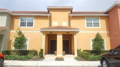Kissimmee Townhouse For Sale: 2943 Banana Palm Drive