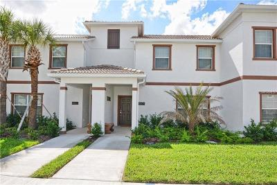 Kissimmee Townhouse For Sale: 4804 Romeo Circle