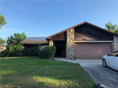 Orlando FL Single Family Home For Sale: $152,000