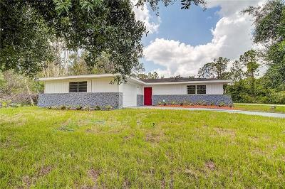 Single Family Home For Sale: 12322 Lamontier Drive