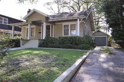 Orlando Single Family Home For Sale: 615 Cathcart Avenue