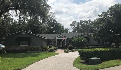 Winter Park Single Family Home For Sale: 1400 S Pennsylvania Avenue