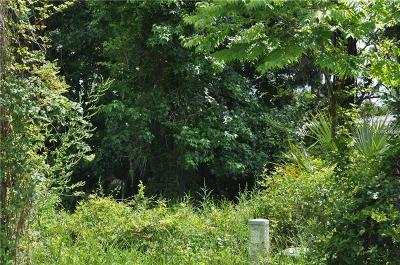 Deland  Residential Lots & Land For Sale: 2741 Blue Heron Village