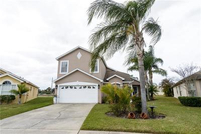 Orlando Single Family Home For Sale: 11136 Crystal Glen Boulevard