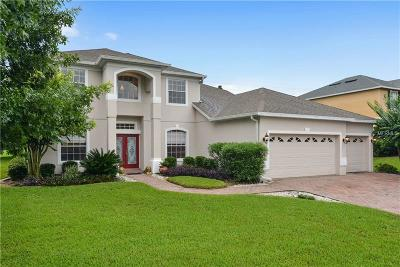 Apopka Single Family Home For Sale: 3375 Players Point Loop
