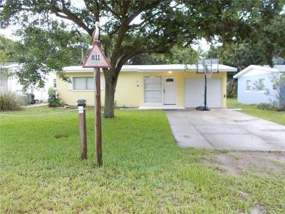 New Smyrna Beach Single Family Home For Sale: 811 E 11th Avenue