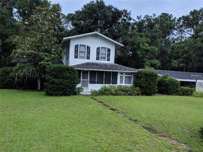 Deland Single Family Home For Sale: 980 S Beresford Road