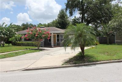 Orlando Single Family Home For Sale: 1908 E Livingston Street