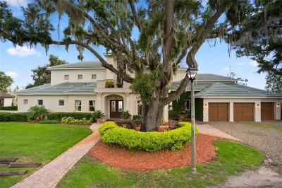 Windermere FL Single Family Home For Sale: $3,150,000