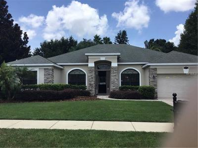 Lake Mary Single Family Home For Sale: 864 Blairmont Lane