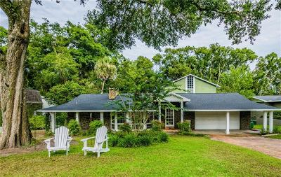Maitland Single Family Home For Sale: 771 Sequoia Trail