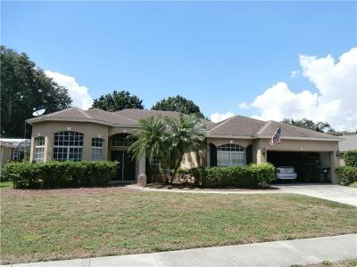 Single Family Home For Sale: 7807 Glen Crest Way