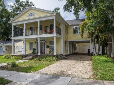 Orlando Single Family Home For Sale: 727 W Yale Street