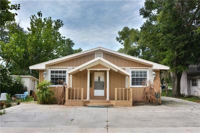 Apopka Single Family Home For Sale: 36 W. 17th Street