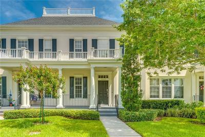 Townhouse For Sale: 5485 Baldwin Park Street #10