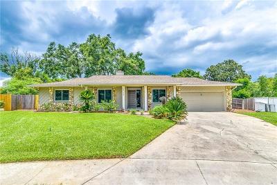 Longwood Single Family Home For Sale: 2720 Hagen Court