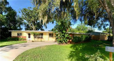 Winter Park Single Family Home For Sale: 2156 Blossom Lane