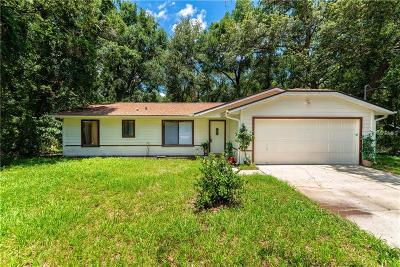 Orange City Single Family Home For Sale: 1405 20th Street