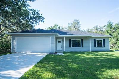 Chuluota Single Family Home For Sale: 327 Lincoln Avenue