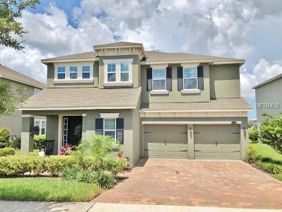Winter Garden Single Family Home For Sale: 15894 Citrus Grove Loop