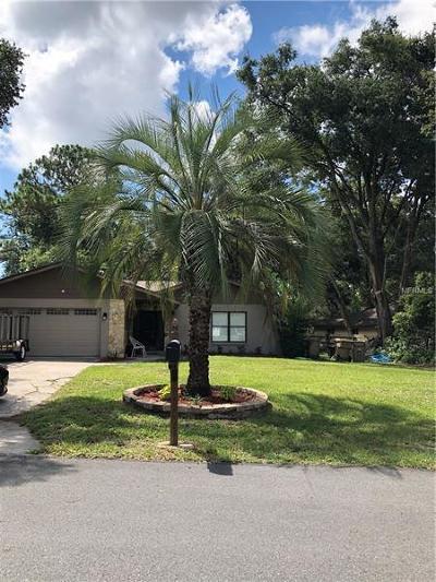 Fruitland Park Single Family Home For Sale: 36218 Mary Ellen Street